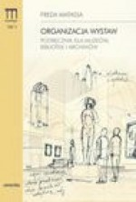 logo Organizacja wystaw. Podręcznik dla muzeów, bibliotek i archiwów