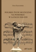 logo Polskie życie muzyczne na Pomorzu w latach 1920-1939