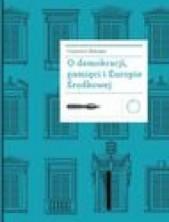 logo O demokracji, pamięci i Europie Środkowej