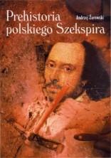 logo Prehistoria polskiego Szekspira
