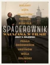 logo Spacerownik. Warszawa w filmie