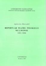logo Repertuar Teatru Polskiego we Lwowie 1881-1886