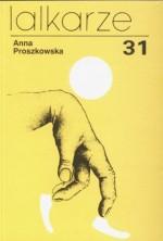 logo Lalkarze 31 Anna Proszkowska