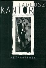 logo Metamorfozy. Teksty o latach 1938-1974