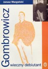 logo Gombrowicz wieczny debiutant
