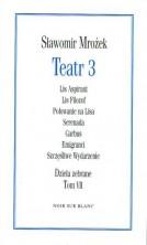 logo Teatr 3. Dzieła zebrane T. 7