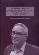 logo W kręgu czeskiej semiotyki teatru