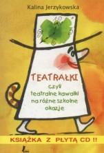 logo Teatrałki czyli teatralne kawałki na różne szkolne okazje
