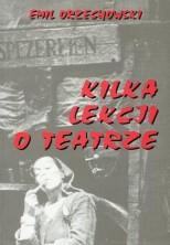 logo Kilka lekcji o teatrze