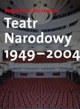 logo Teatr Narodowy 1949-2004