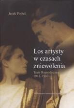 logo Los artysty w czasach zniewolenia.Teatr Rapsodyczny 1941-1967