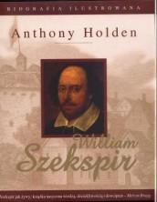 logo William Szekspir - biografia ilustrowana