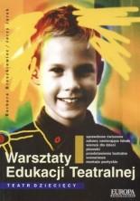 logo Warsztaty edukacji teatralnej