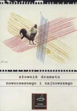logo Słownik dramatu nowoczesnego i najnowszego.