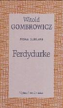 logo Ferdydurke.Pisma zebrane tom II