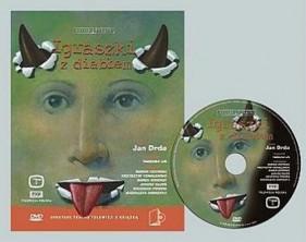 logo Igraszki z diabłem Jana Drdy w reż. Tadeusza Lisa (dvd + książka)