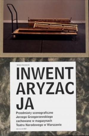 zdjęcie Inwentaryzacja, przedmioty scenograficzne Jerzego Grzegorzewskiego