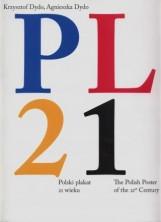 logo PL21. Polski plakat 21 wieku
