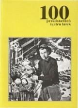 logo 100 Przedstawień Teatru lalek