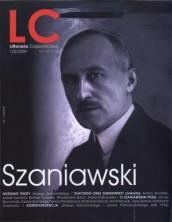 logo Litteraria Copernicana. Szaniawski