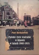 logo Polskie życie teatralne w Kijowie 1905-1918
