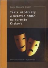 logo Teatr młodzieży w świetle badań na terenie Krakowa