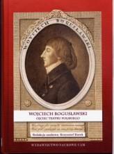 logo Wojciech Bogusławski - ojciec teatru polskiego