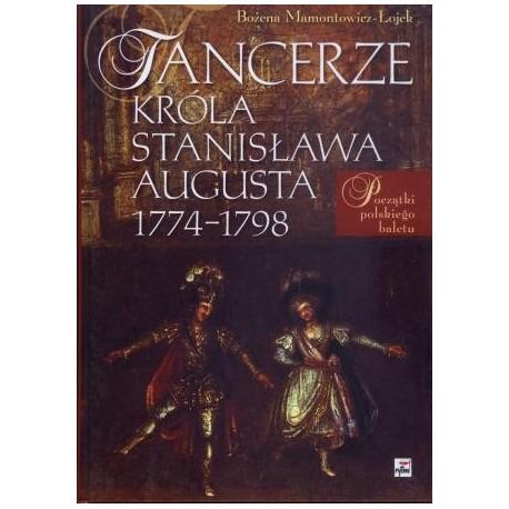 zdjęcie Tancerze króla Stanisława Augusta 1774-1798. Początki polskiego baletu