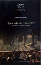logo Opera a dramat romantyczny
