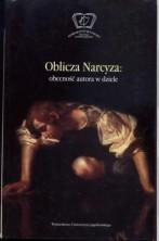 logo Oblicza Narcyza: obecność autora w dziele