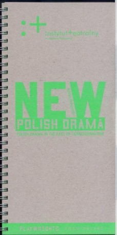 zdjęcie New Polish Drama. Playwrights From Poland