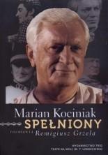 logo Marian Kociniak. Spełniony