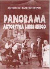 logo Panorama aktorstwa lubelskiego - Teatr Muzyczny 1946 - 1997