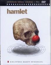 logo Hamlet. Omówienie lektury szkolnej + film DVD