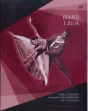 logo Romeo i Julia. Balet Teatru Bolszoj
