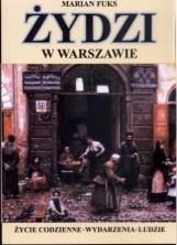 logo Żydzi w Warszawie. Życie codzienne, wydarzenia, ludzie