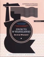 logo Zrób to w Warszawie! Alternatywny przewodnik  Gazety