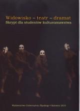 logo Widowisko - teatr - dramat
