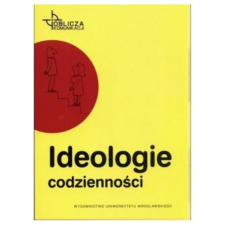 zdjęcie Ideologie codzienności