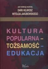 logo Kultura popularna - Tożsamość - Edukacja