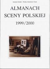 logo Almanach Sceny Polskiej 1999/2000