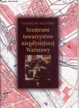 logo Szemrane towarzystwo niegdysiejszej Warszawy