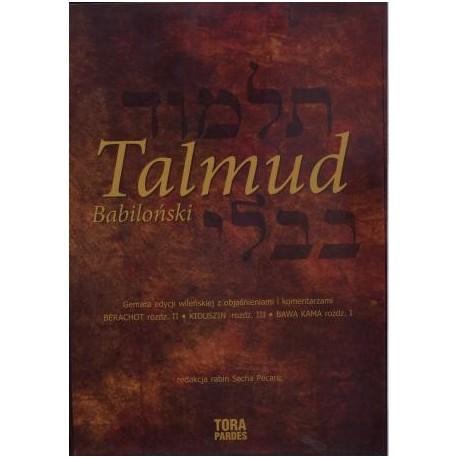 zdjęcie Talmud babiloński