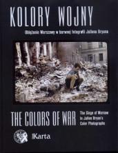 logo Kolory wojny: oblężenie Warszawy w barwnej fotografii Juliena Bryana