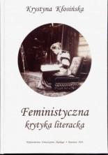 logo Feministyczna krytyka literacka