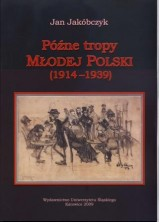 logo Późne tropy Młodej Polski (1914-1939)