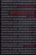 logo Ministrowie kultury doby transformacji, 1989-2005 (wywiady)
