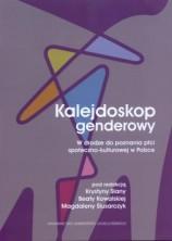 logo Kalejdoskop genderowy. W drodze do poznania płci społeczno-kulturowej w Polsce