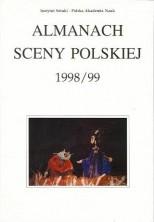logo Almanach Sceny Polskiej 1997/98