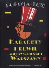 logo Kabarety i rewie międzywojennej Warszawy
